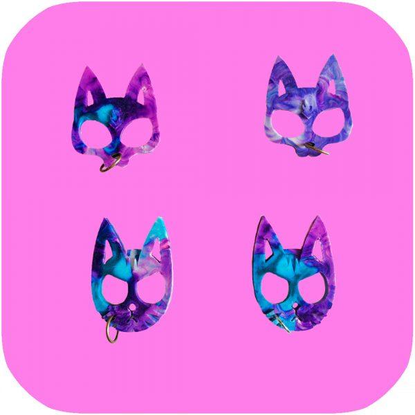 llaveros gato
